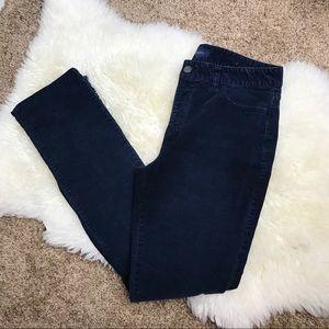 Talbots Heritage Corduroy Navy Blue Pants